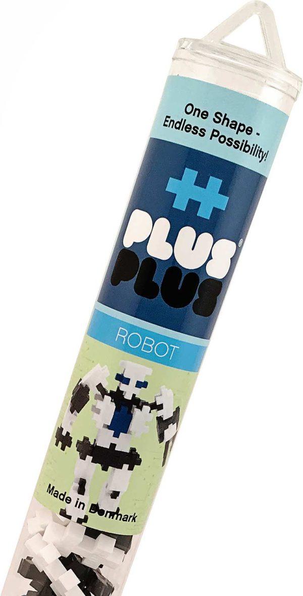 Plus-Plus Tube - Robot
