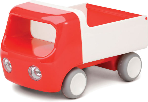 Tip Truck Red