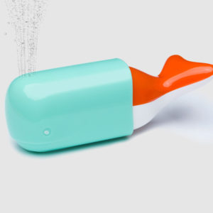 Whale Squirt Toy