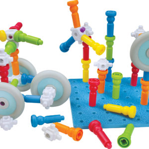 Action - Stackers Little Builder Set