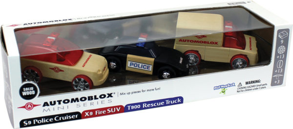 Mini S9 Police/X9 Rescue/T900 Ambulance