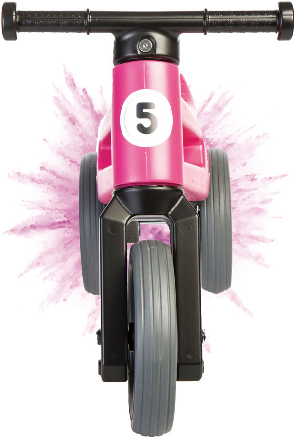 Free Wheelin' Rider Sport Cool Pink