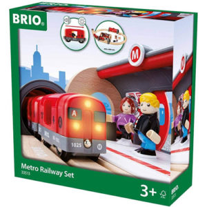 Metro Railway Set