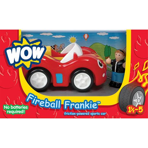 Fireball Frankie