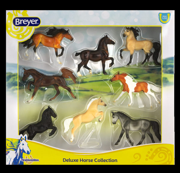 Sm Deluxe Horse Collection