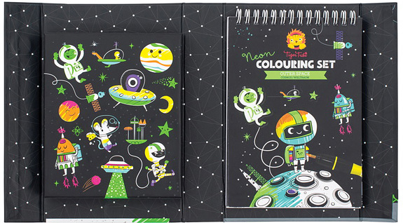 Outer Space - Neon Color Set