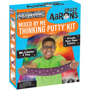 Crazy Aaron's Holographic Mixed by Me Thinking Putty Kit