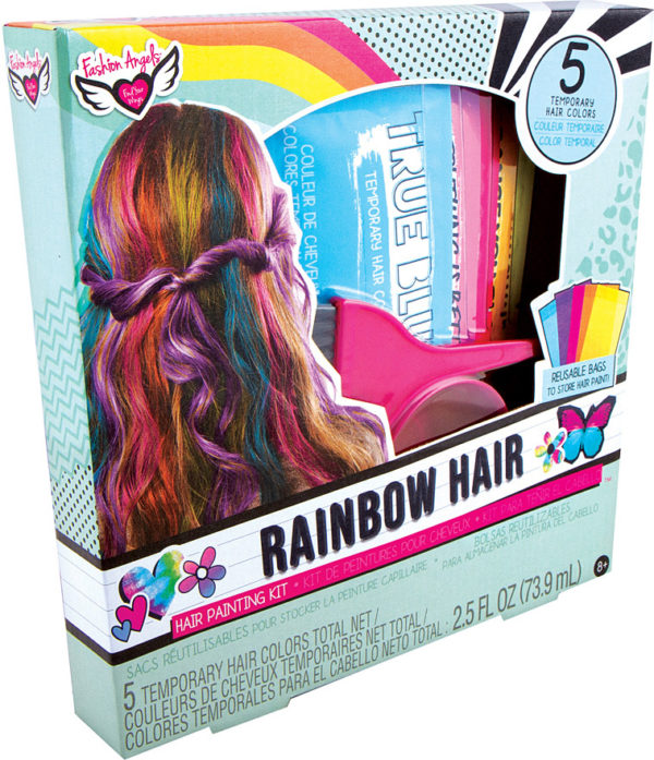 Rainbow Hair - Hair Painting Kit