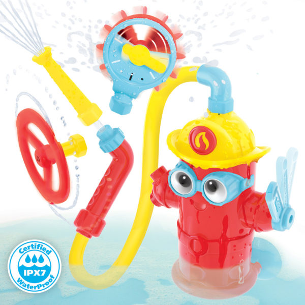 Yookidoo Ready Freddy Spray 'N' Sprinkle