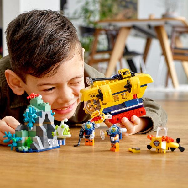 LEGO CITY - Ocean Exploration Submarine
