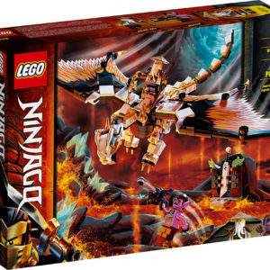 LEGO NINIJAGO - Wu's Battle Dragon