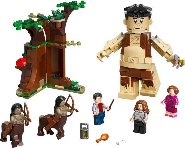 LEGO Harry Potter: Forbidden Forest: Umbridge's Encounter