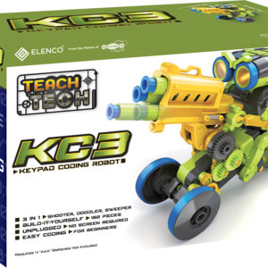 Teach Tech KC3 Keypad Coding Robot