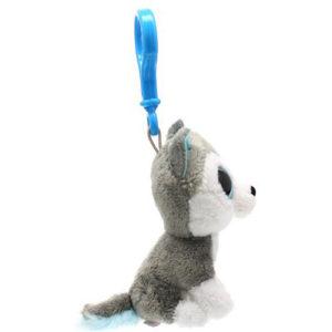 Ty Beanie Boos - Slush-Clip the Husky