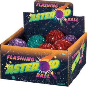 FLASHING ASTEROID BALL