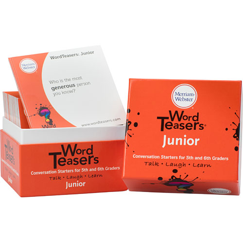 WordTeasers: Junior