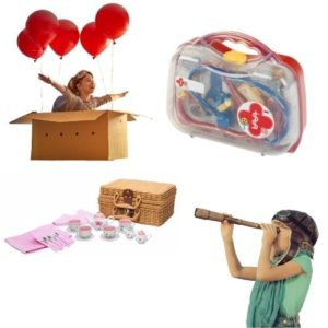 Imagination & Pretend Play