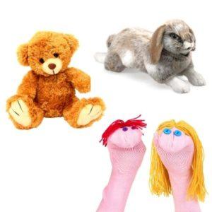 Plush & Puppets