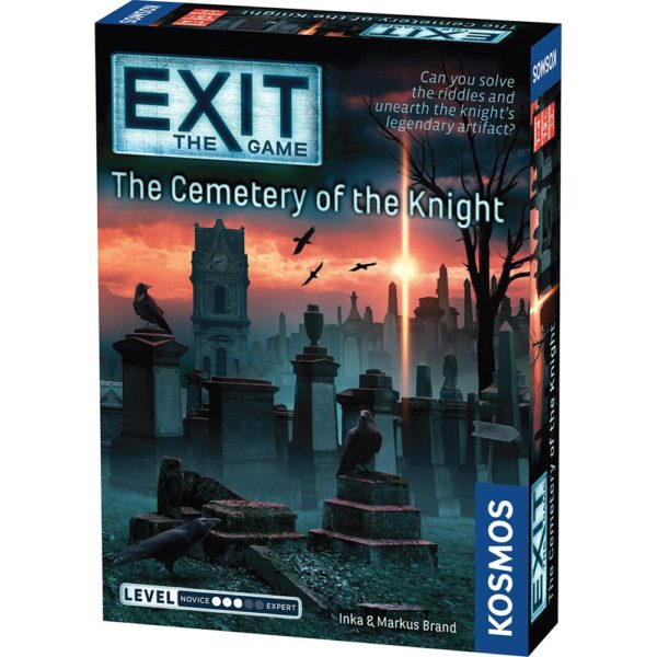 EXIT Game Cemetery of the Knight