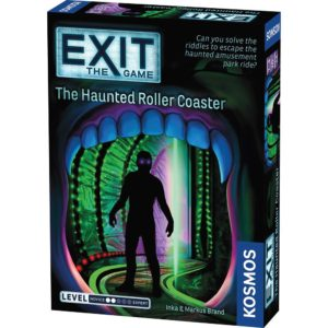 EXIT Game The Haunted Roller Coaster