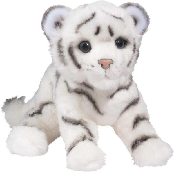Silky White Tiger Cub