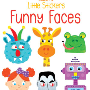 Little Stickers Funny Faces