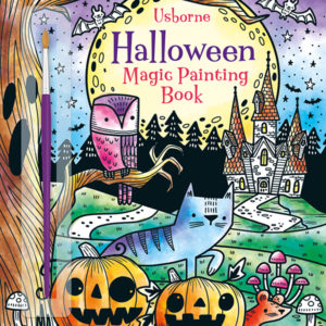 Magic Painting Book, Halloween