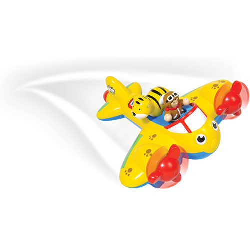 Johnny Jungle Plane