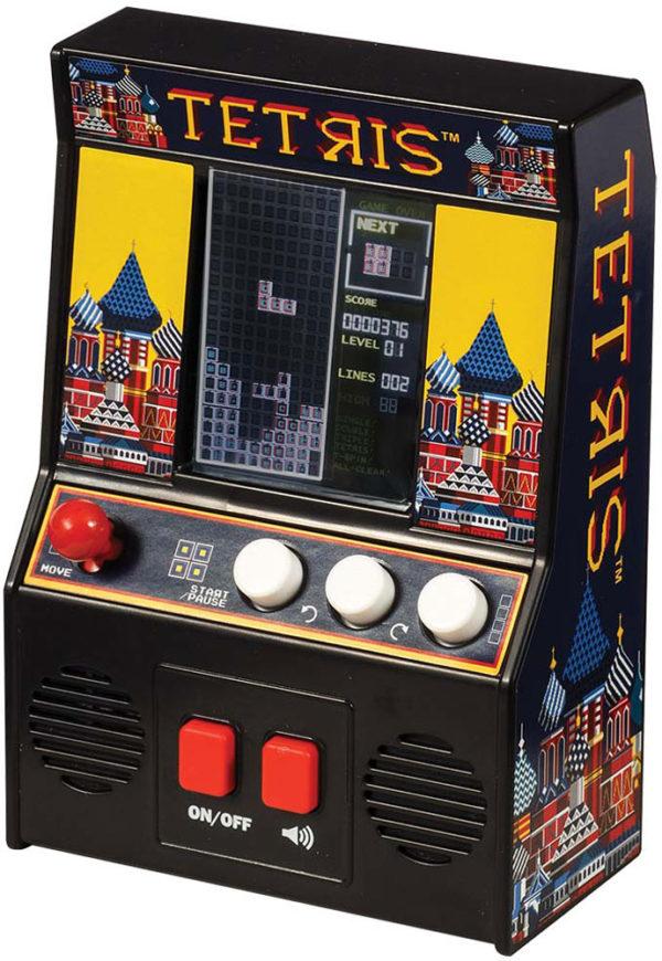 Retro Mini Arcade Game - Tetris