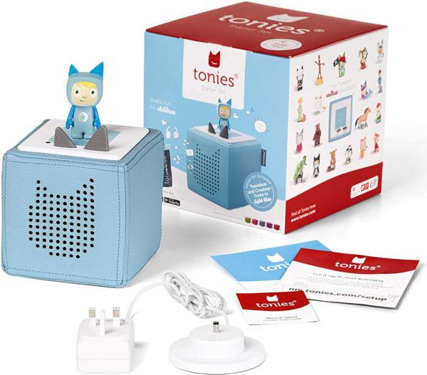 Tonies Starter Set - Light Blue