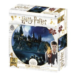 Harry Potter Lenticular Puzzle