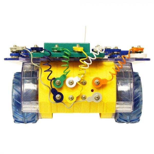 Snap Circuits RC Rover