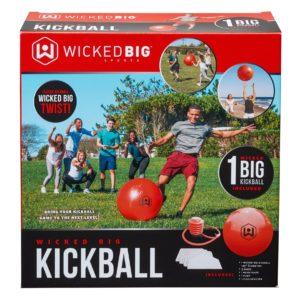 Wicked Big Kickball