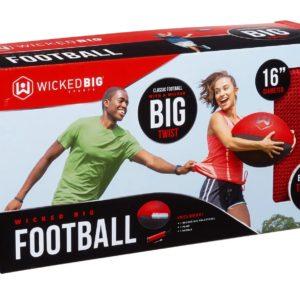 Wicked Big Football
