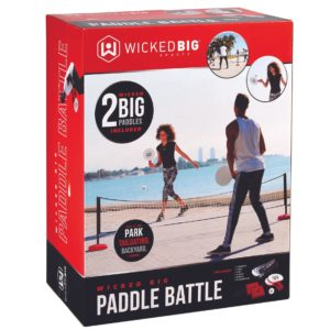 Wicked Big Paddle Battle