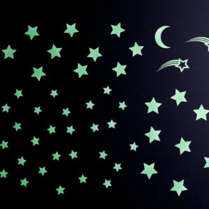 Starry Night Gloplay Stickers