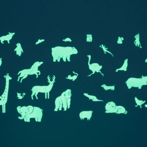 Animals Gloplay Stickers