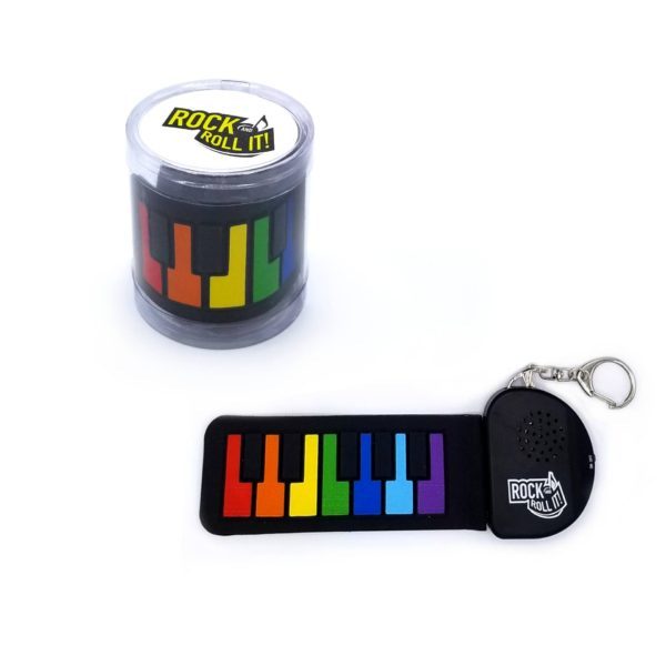 Micro Rock and Roll It Piano Drums