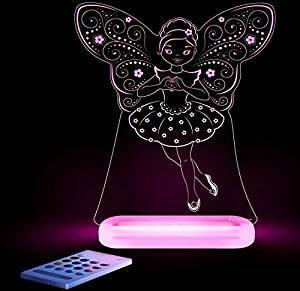 Fairy Ballerina SleepyLight