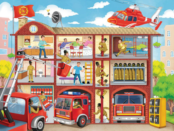 Firehouse Frenzy