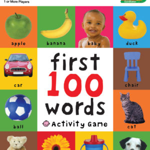 First 100 Words (Ages 2+) (6)