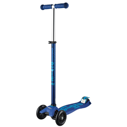 Micro Maxi Deluxe Navy Blue Scooter