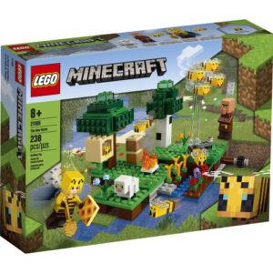 LEGO Minecraft - The Bee Farm