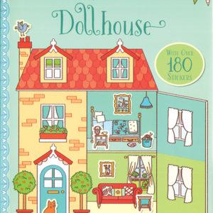 First Sticker Book, Dollhouse
