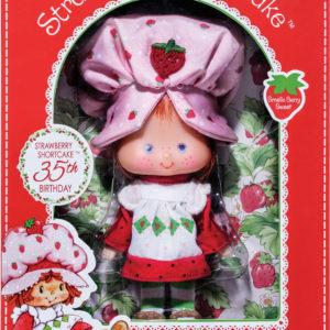 "6"" Retro Strawberry Short Cake Doll Assortment"