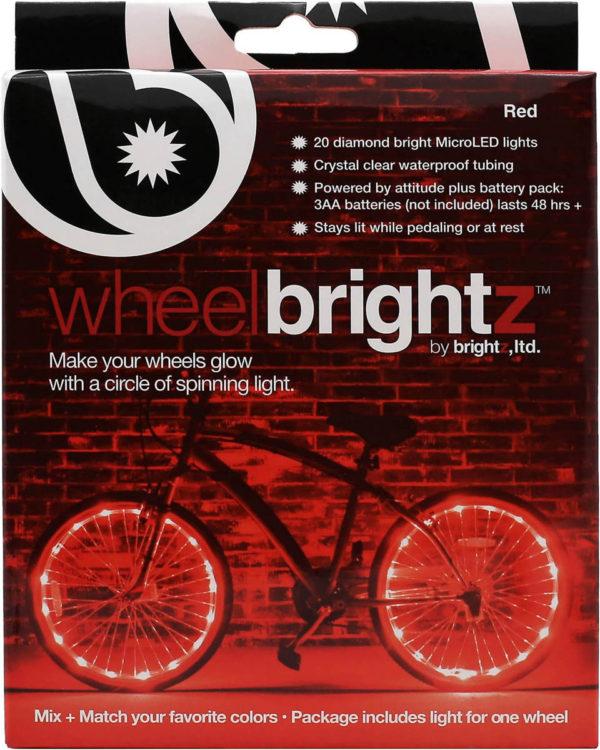 Red Wheel Brightz