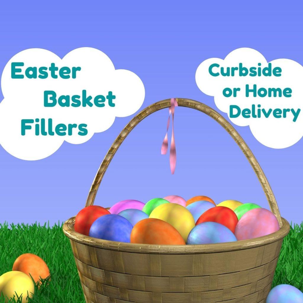 Easter Basket Fillers Delivery