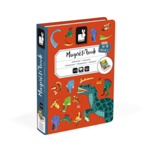 Dinosaurs Magneti'Book