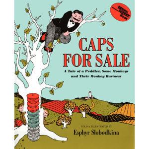 Caps for Sale Board Book