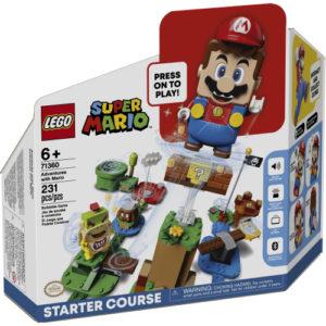 LEGO Adventures With Mario Starter